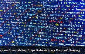 Program Cheat Maling Chips Rahasia Hack BandarQ Sakong